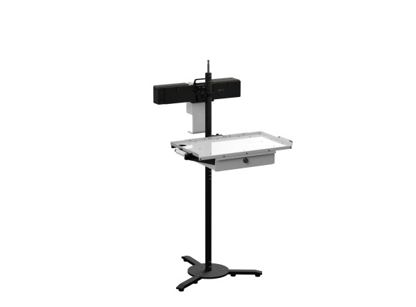 Inovativ AXIS Checkpoint - Static Check - In Station - Black
