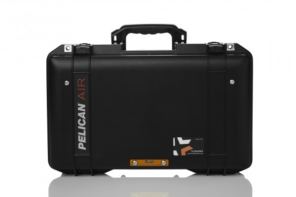 INOVATIV DigiCase Peli Case 1535 Pro with Case Organizer